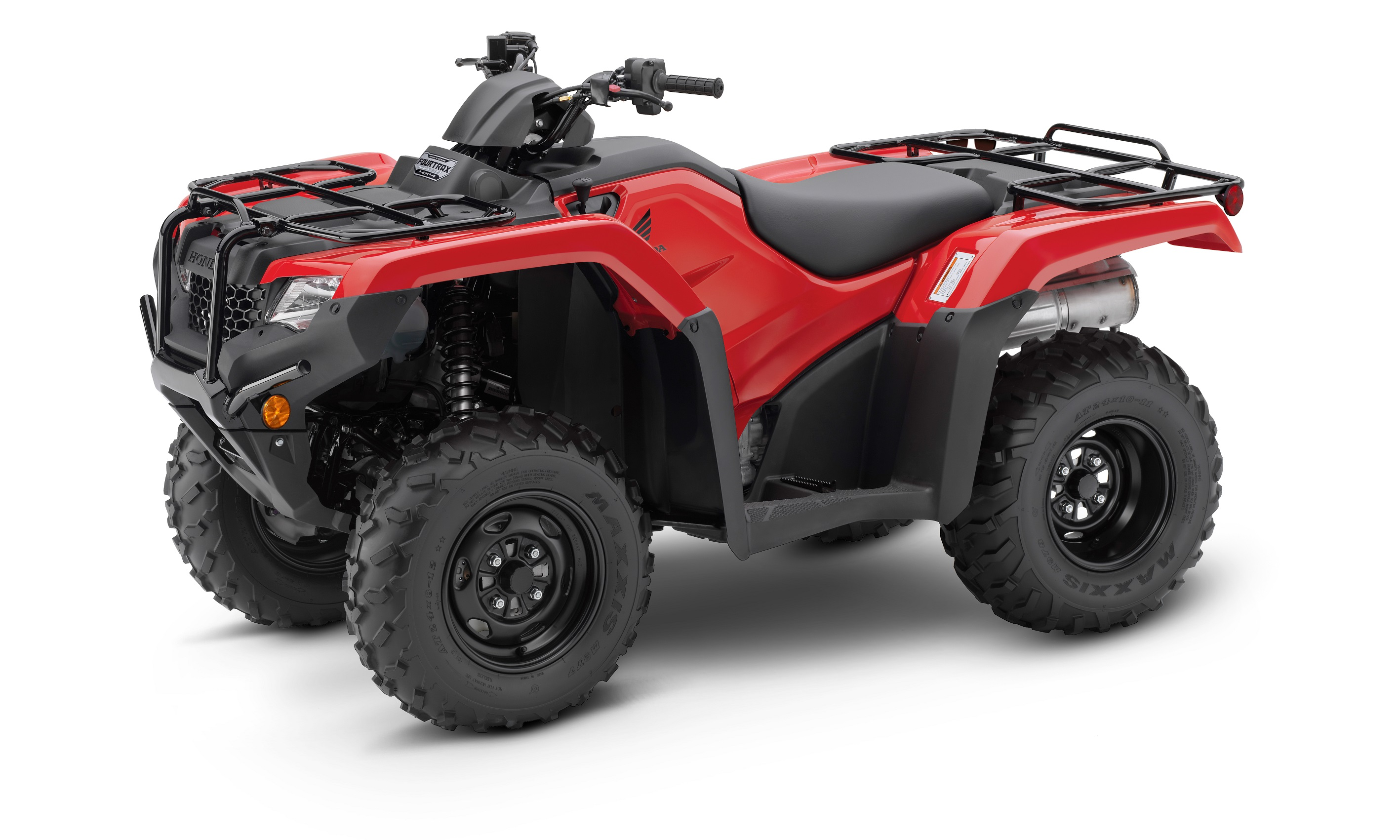 Image of Fourtrax 420 Auto 4wd range