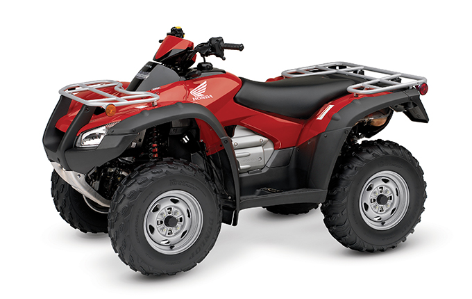 Image of TRX680FA, Rincon AT 2/4wd